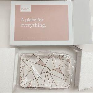 Summer & Rose ceramic jewelry tray
